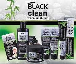 BLACK CLEAN Угольная линия