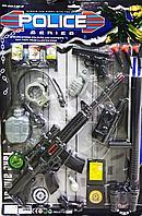 Police Play Set CY1603 Игровой набор Полицейская экипировка, фото 1