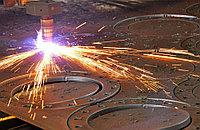 Раскрой металла для отопительных котлов