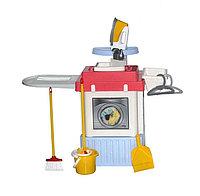 Игровой набор Полесье Infinity Basic №3 со стиральной машиной