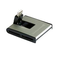 USB ALL IN 1 CARD READER V-T KVADR