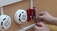 Монтажные работы систем пожарной безопасности