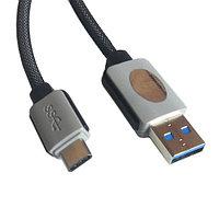 Кабель V-T OT-9112B(TypeC-USB3.0, 1m)