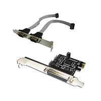 PCI-E card V-T 2S1P-E (2COM+1LPT)