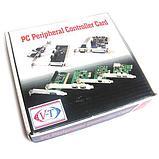 PCI-E card V-T Ge-E007 (2 IEEE1394a) , фото 2