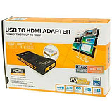 USB-HDMI(1080p) Display Adapter WS-UG17H1 , фото 5