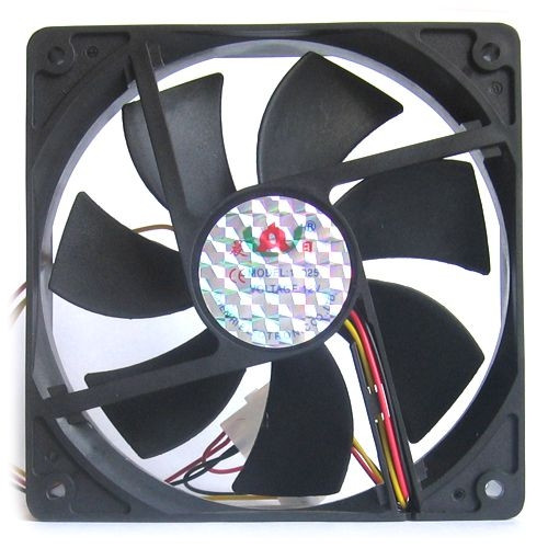 CASE FAN CHENRI CR12025 Ball 3+4pin