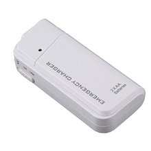 USB Emergency AA Battery Charger V-T CE01-IPO