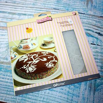 Набор трафаретов для тортов