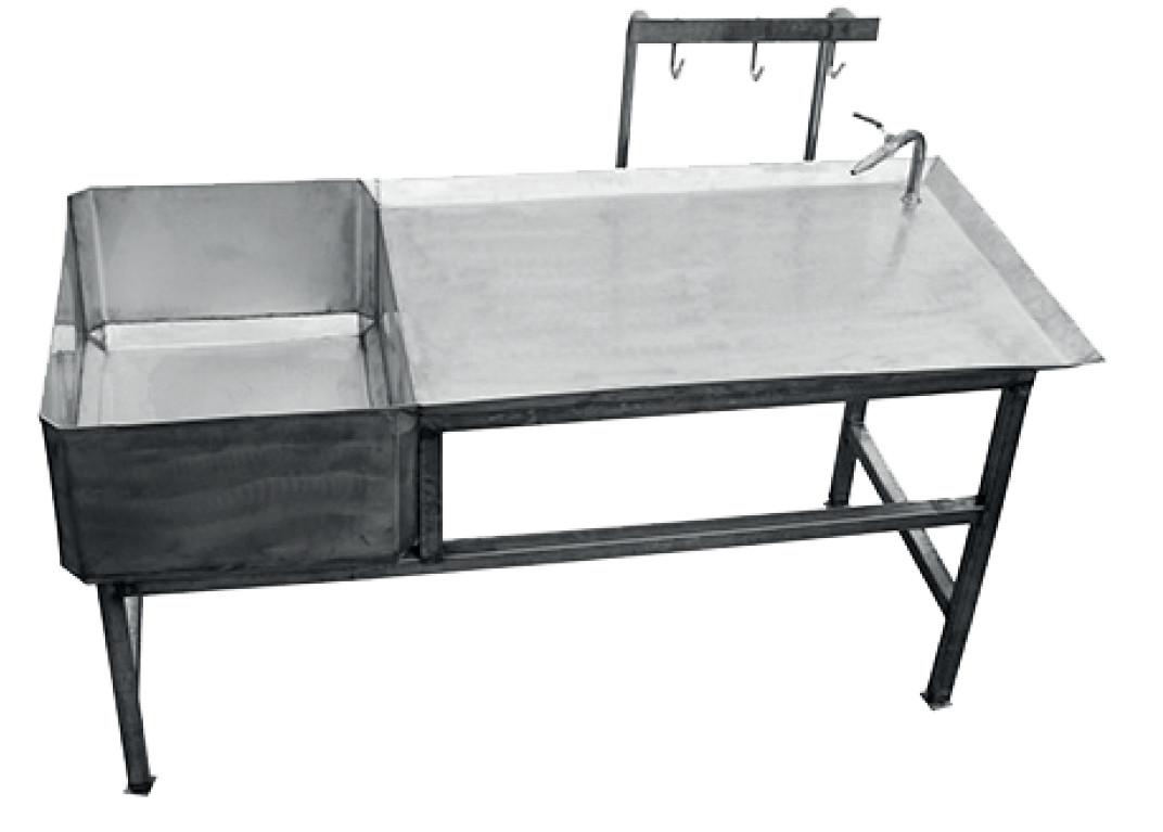Столы для мясной промышленности