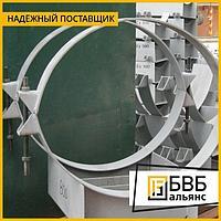 Опора неподвижная Ду 630 (Т6.12)