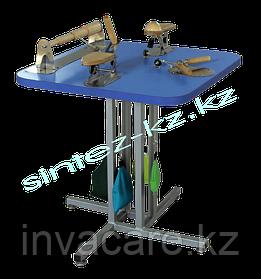 Комплекс «Ergo» для восстановления навыков мелкой моторики  (3 стола с набором из 13 тренажеров)