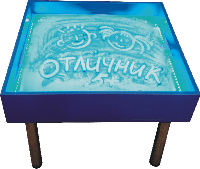 Световой стол для рисования песком (Песочный стол)