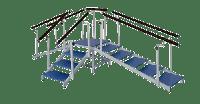 Модульная лестница «STEP» Тип 2 (взрослая) Вариант 3+5
