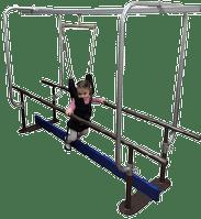 Параллельные перила с подвесом Тип 1 (детский)