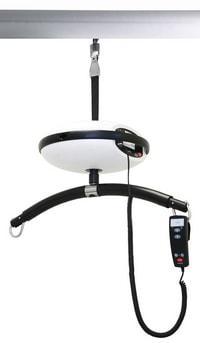 Потолочная реабилитационная система компенсации веса «Reha» (версия  - H 3 метра с подвижной балкой)