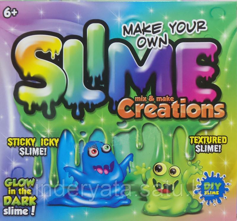 "Набор для изготовления слаймов  ""Slime Сreations"""