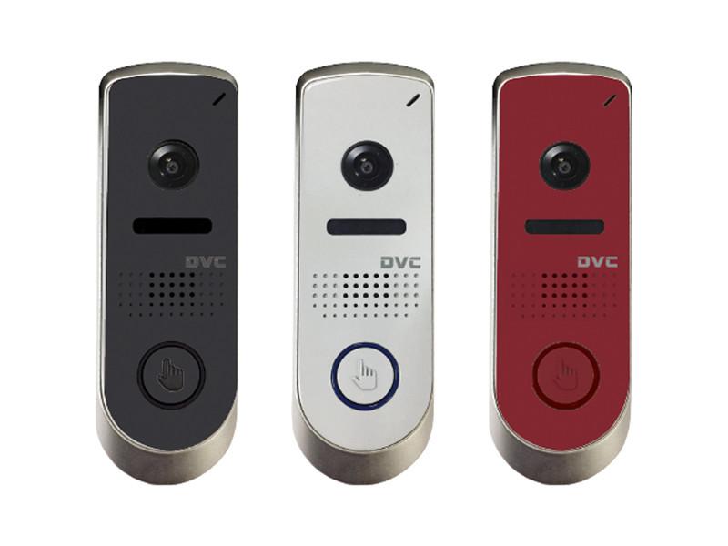DVC-514C Цветная вызывная панель для видеодомофона (антивандал)