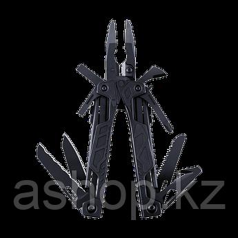 Мультитул полноразмерный Leatherman OHT, Функционал: Армейский, Кол-во функций: 16 в 1, Цвет: Чёрный, (OHTBB)