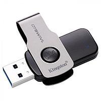 USB-флеш 3.0 Kingston DTSWIVL/128GB (128Gb, Black)