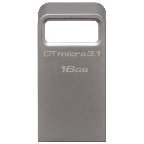 USB-флеш 3.1 Kingston DTMC3/16GB (16Gb, Grey)