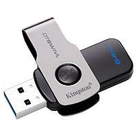 USB-флеш 3.0 Kingston DTSWIVL/64GB (64Gb, Black)