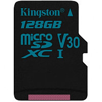 Карта памяти MicroSD 128GB Class 10 U3 Kingston SDCG2/128GB