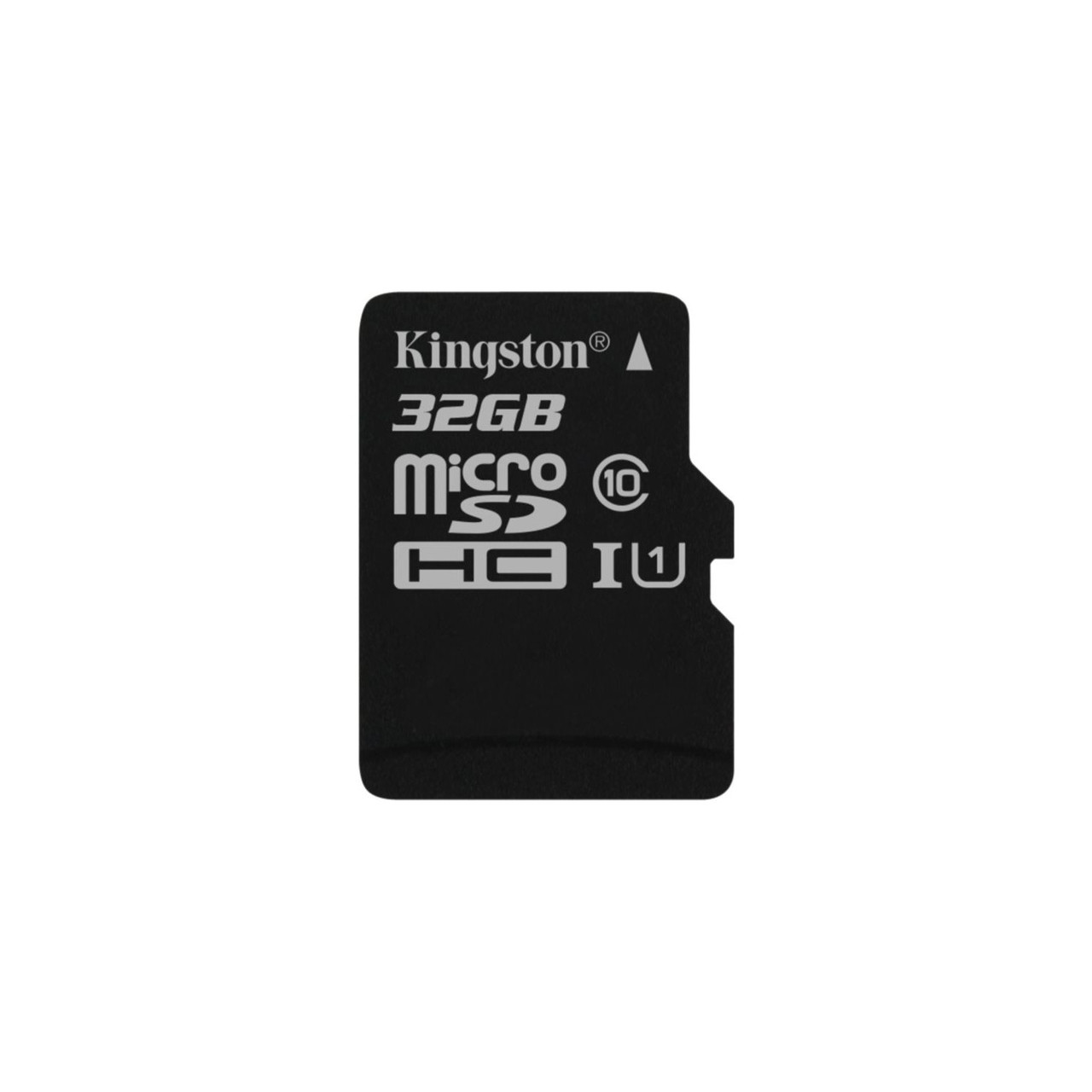 Карта памяти MicroSD 32GB Class 10 U1 Kingston SDCS/32GBSP