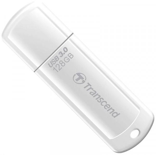 USB-флеш 3.0 Transcend TS128GJF730 (128Gb, White)