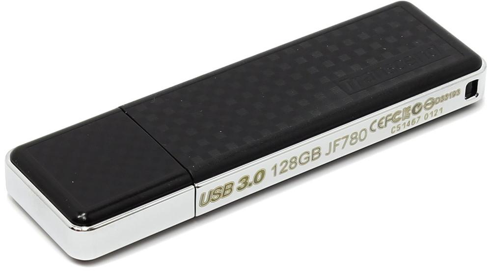 USB-флеш 3.0 Transcend TS128GJF780 (128Gb, Black)