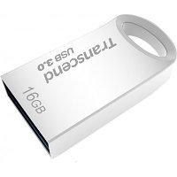 USB-флеш 3.0 Transcend TS16GJF710S (16Gb, Grey)
