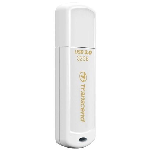 USB-флеш 3.0 Transcend TS32GJF730 (32Gb, White)