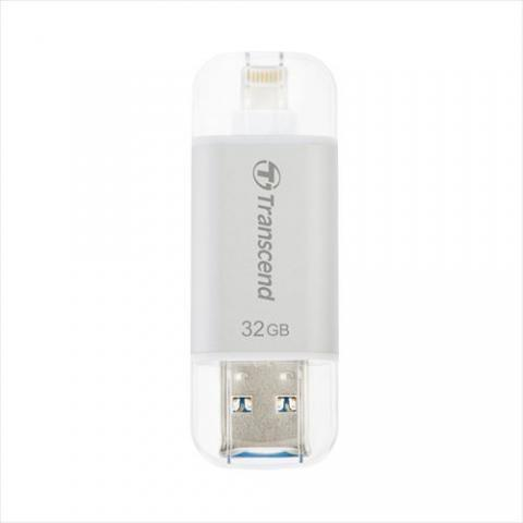 USB-флеш для Apple Transcend JetDrive Go 300 TS32GJDG300S (32Gb, White)
