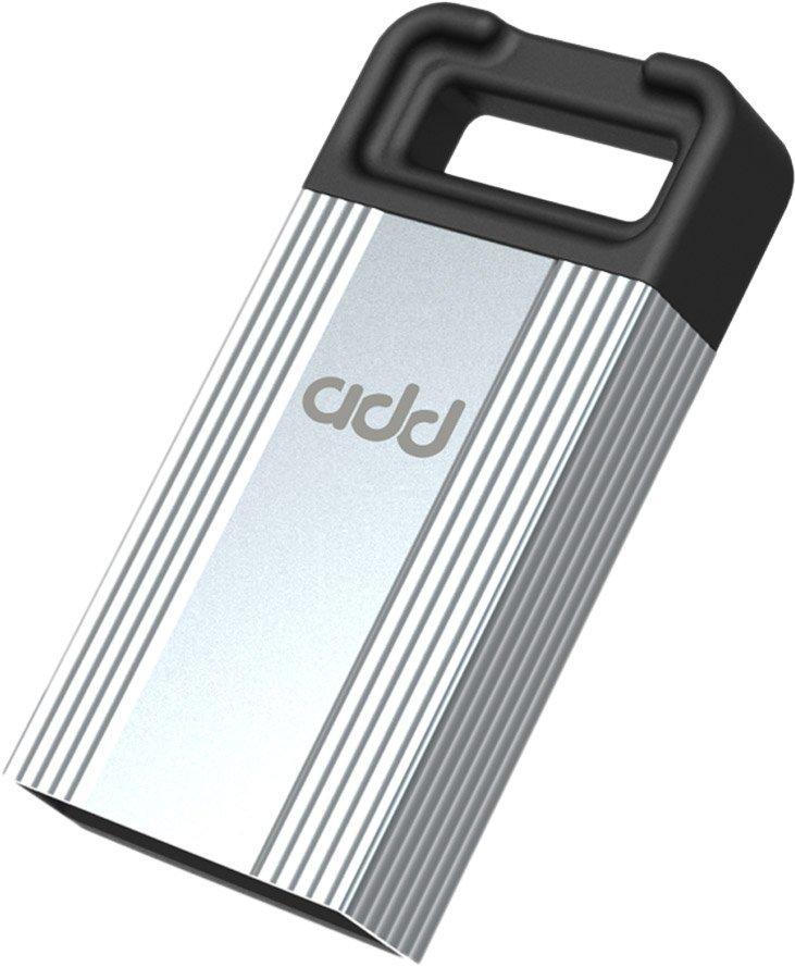 USB-флеш 2.0 Addlink ad08GBU30S2 (8Gb, Silver)