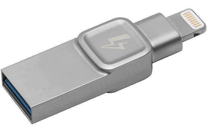 USB-флеш для Apple Kingston Bolt C-USB3L-SR32G-EN (32Gb,White)