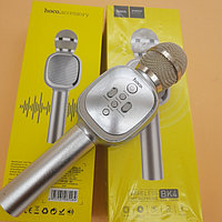 Микрофон со встроенным динамиком hoco BK4, фото 1