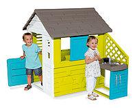 Домик игровой Smoby BG с кухней 810703, фото 1