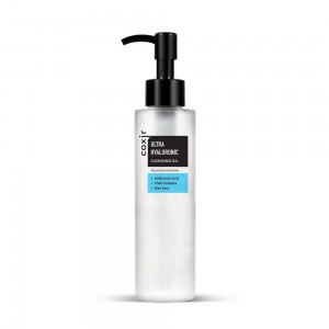 Coxir Ultra Hyaluronic Cleansing Oil Увлажняющее Гидрофильное Масло 150мл.