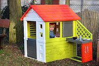 Игровой домик Smoby с кухней, фото 1