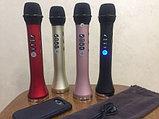 Беспроводной караоке-микрофон Mic magic L-698, фото 2