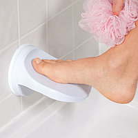 Подставка для ног на вакуумной присоске