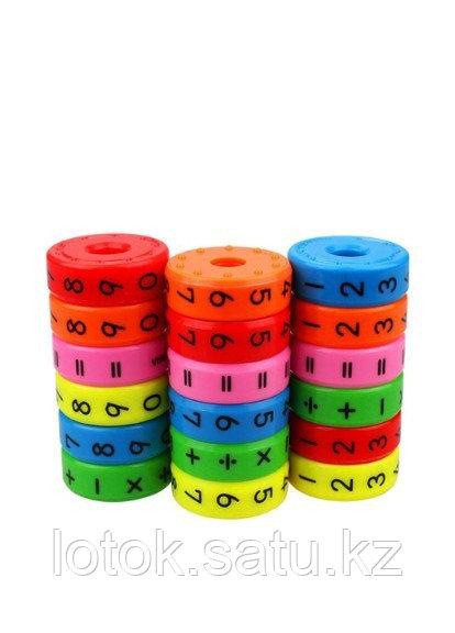 Магнитная головоломка для обучения математике - фото 2