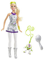 Кукла Барби История игрушек Barbie Toy Story 3 Barbie & Buzzi, фото 1