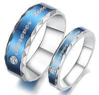 """Парные кольца для влюблённых """"Forever Love"""", фото 1"""