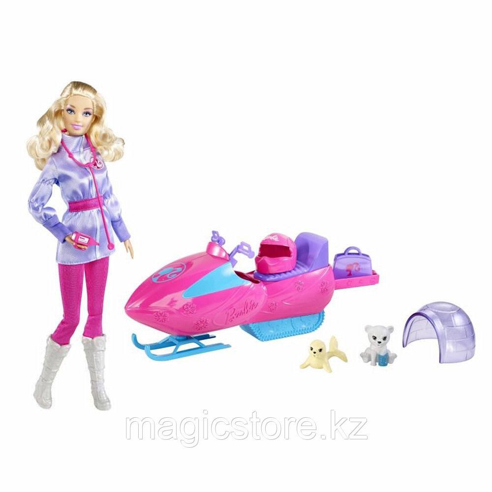 Кукла Барби Арктическое спасение Barbie Arctic Rescue - фото 1