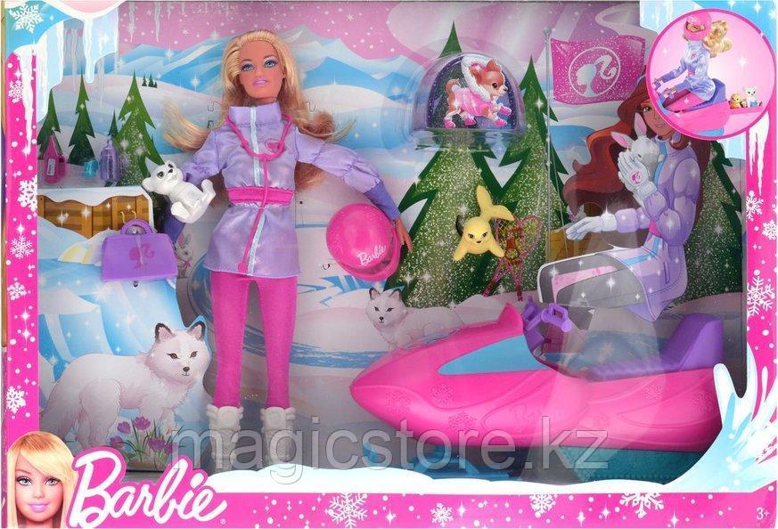 Кукла Барби Арктическое спасение Barbie Arctic Rescue - фото 4