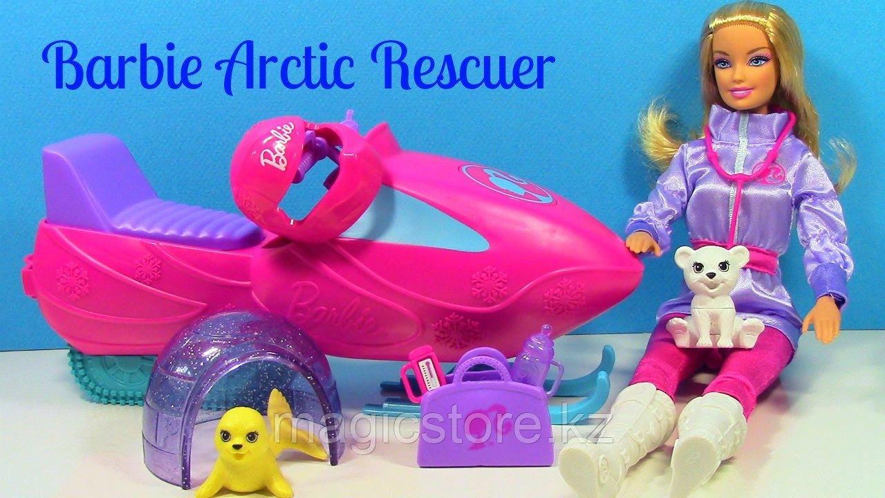 Кукла Барби Арктическое спасение Barbie Arctic Rescue - фото 6