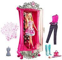 Барби Гардероб превращений Barbie Glitter