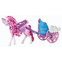 Барби Карета с Пегасом для двух кукол Barbie, фото 1