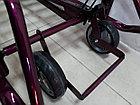 Санки детские Тимка 6 Универсал С колесами Россия Ника, фото 6